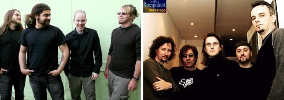 Porcupine Tree and Coheed & Cambria will be co-headling a tour this fall...